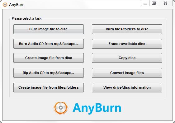 刻录光盘软件(Free Any Burn) V2.6 绿色版