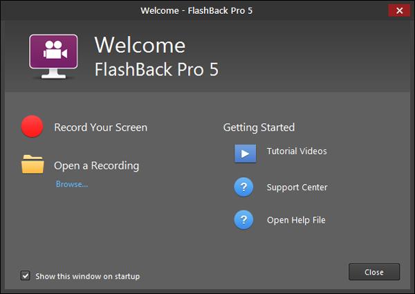 BB FlashBack Pro(屏幕录像软件) V5.19.0.4140