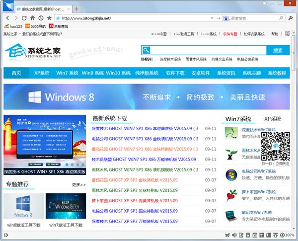闪游浏览器 V3.39 绿色免费版