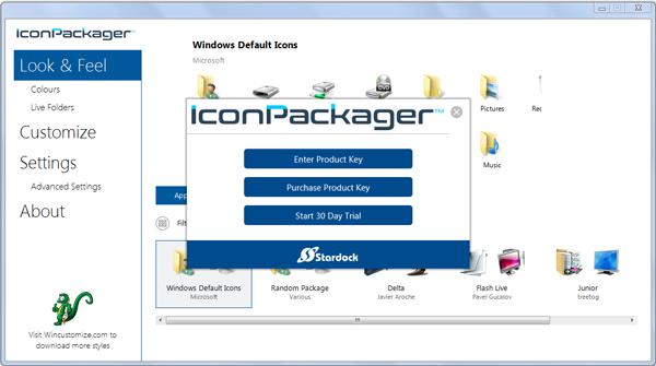 IconPackager(图标包) V4.0