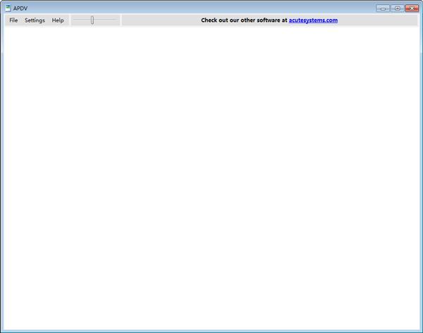 APDV(图像处理) V1.1 绿色版