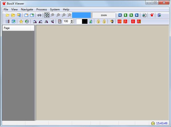 BooX Viewer(pdg阅读器) V1.0 B4 绿色版