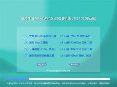 番茄花园Ghost Win10 (32位)稳定增强版2017v01(免激活)