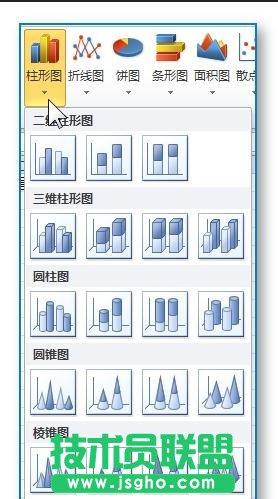 excel统计图表如何制作