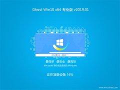 大番茄Ghost Win10 X64 完美专业版 V201901(绝对激活)